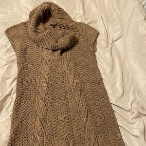 Express sleeveless sweater